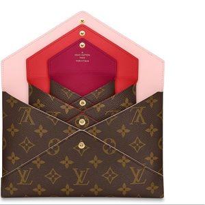 Louis Vuitton Monogram Kirigami Pochette Medium